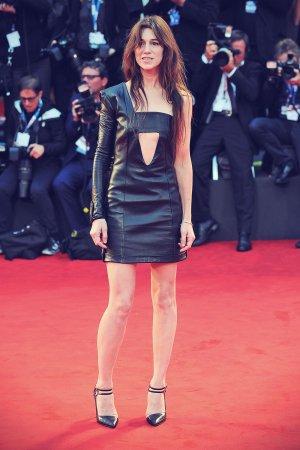 Charlotte Gainsbourg attends Nymphomaniac Volume 2 Directors Cut Premiere