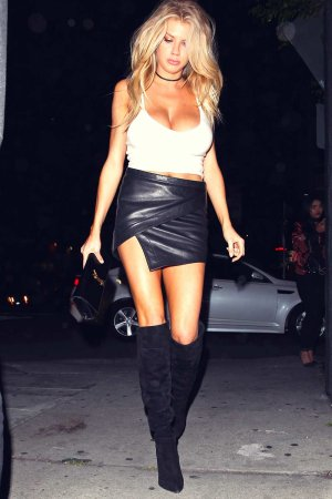Charlotte McKinney at The Nice Guy