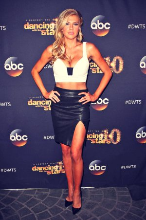 Charlotte McKinney attends Dancing With The Stars Cast Party