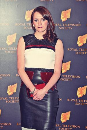 Charlotte Ritchie attends RTS Programme Awards