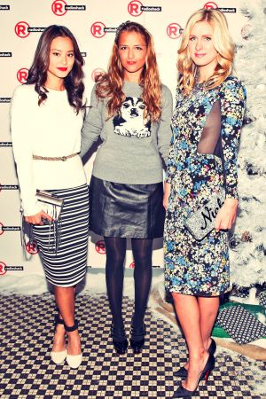 Charlotte Ronson attends Holiday Party