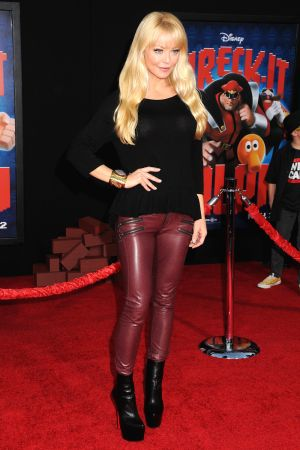 Charlotte Ross at Premiere Of Walt Disney Animation Studios Wreck-It Ralph