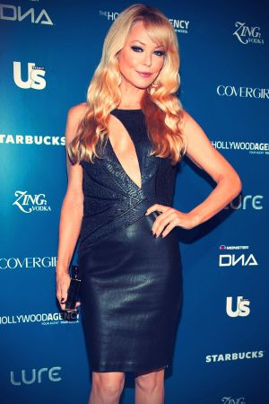 Charlotte Ross attends the US Weekly Music Party