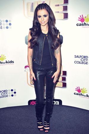 Cher Lloyd arrives at Key 103 Summertime Live
