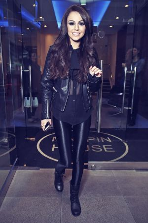 Cher Lloyd at KISS FM Radio Station