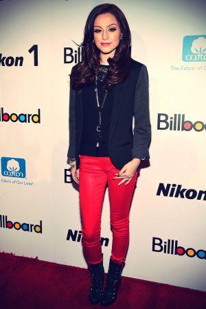 Cher Lloyd attends Billboard Women In Music 2012