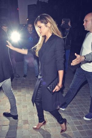 Cheryl Cole at the Chiltern Firehouse Restaurant