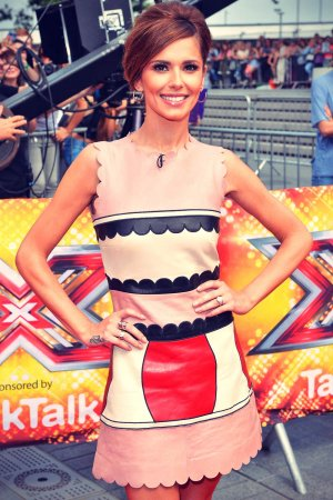 Cheryl Fernandez-Versini attends X Factor auditions