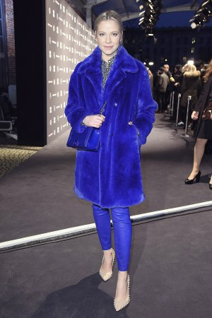 Cheyenne Pahde attends Riani Fashion Show - Berlin Fashion Week