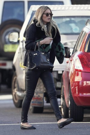 Cheyenne Tozzi out & about in Sydney