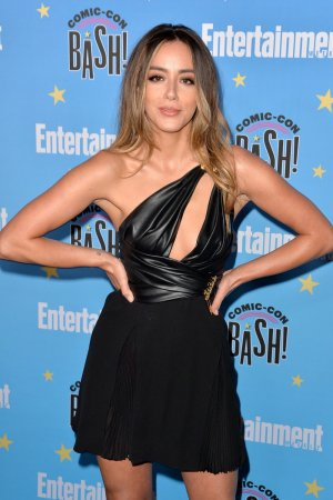 Chloe Bennet attends Entertainment Weekly Comic Con