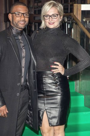 Chloe Gill attends the Spectacle Wearer of the Year awards