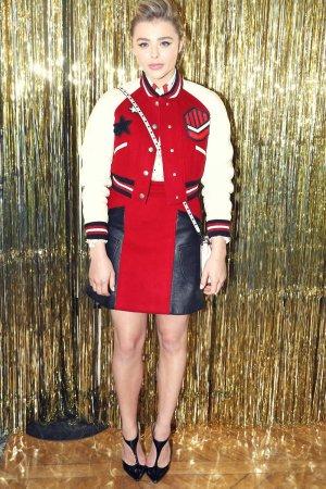 Chloe Grace Moretz attends Coach party