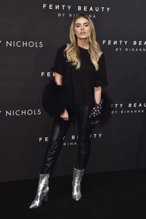 Chloe Lloyd attends Fenty Beauty by Rihanna