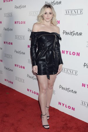 Chloe Lukasiak attends NYLON Young Hollywood Party