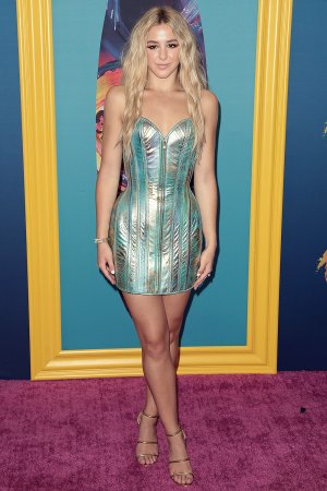 Chloe Lukasiak attends Teen Choice Awards 2018