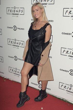 Chloe Meadows attends Friends Fest Launch Party