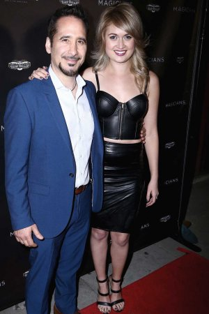 Chloe Rosenthal attend the premiere of Subjective Films' 'Magicians: Life In The Impossible'