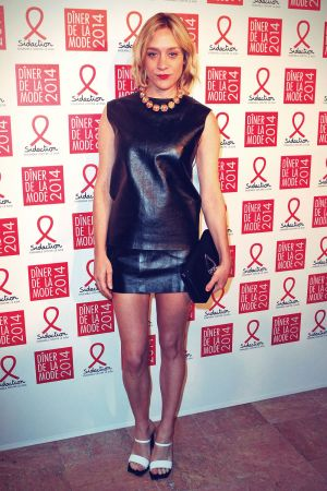 Chloe Sevigny attends Sidaction Gala Dinner