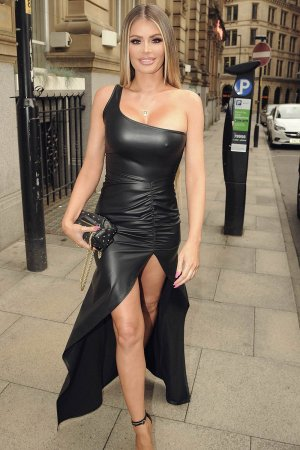 Chloe Sims at Rosso Restaurant