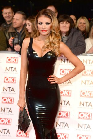 Chloe Sims attends National Television Awards