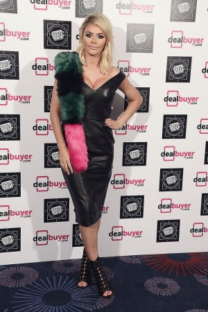 Chloe Sims attends the TRIC Awards 2017