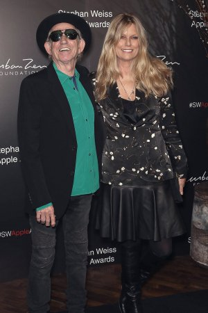 Christie Brinkley attends Stephan Weiss Apple Awards