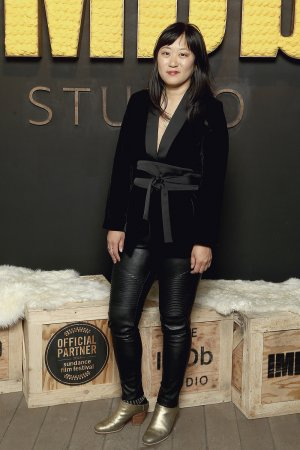 Christina Choe attends The IMDb Studio at The Sundance Film Festival