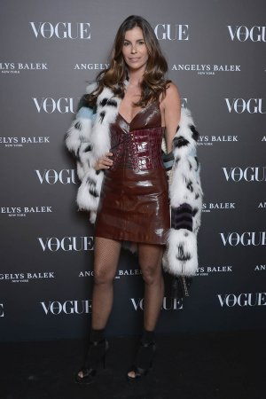 Christina Pitanguy arrives at the Vogue Thailand & Angelys Balek Cocktail & Dinner