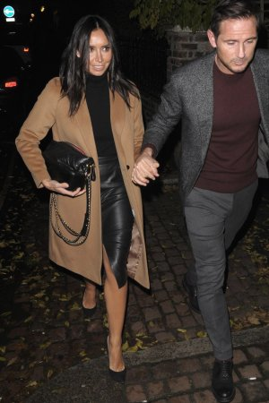 Christine Bleakley attends Piers Morgan's Christmas Party