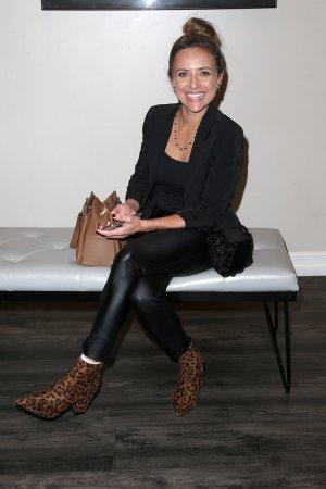 Christine Lakin attends Breault Lady Day