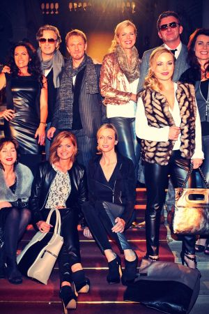 Christine Neubauer attends MINX Fashion Night
