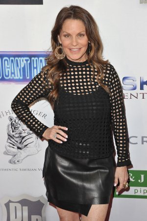 Christy Buss attends the premiere of Skinfly Entertainment's 'You Can't Have It'