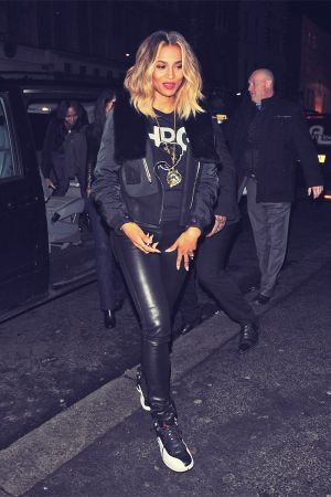 Ciara at the Dstrkt nightclub