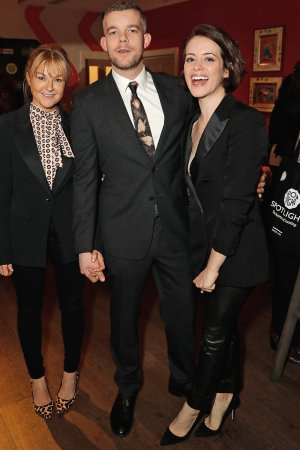 Claire Foy attends The Inaugural Casting Awards