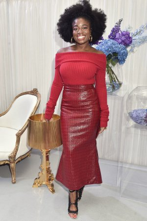 Clara Amfo attends the Glamour Women of The Year Awards 2017