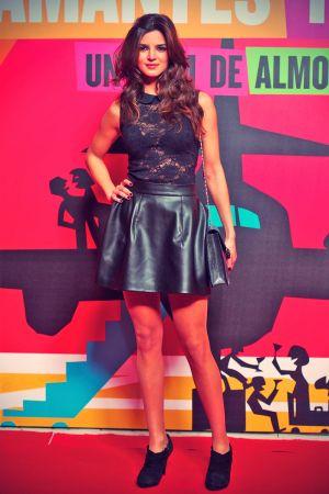 Clara Lago attends Los Amantes Pasajeros premiere party