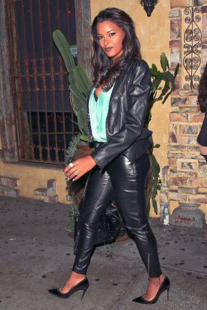 Claudia Jordan at El Compadre