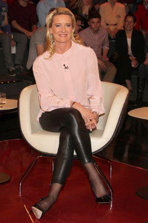 Claudia Kleinert at ZDF Fernsehfilms premiere in Berlin