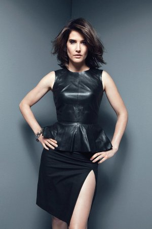 Cobie Smulders photoshoot for The Red Bulletin Magazine