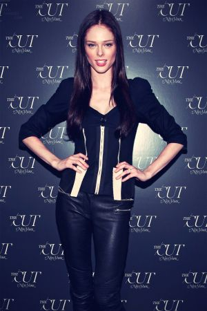 Coco Rocha at New York Magazines The Cut Launch Event