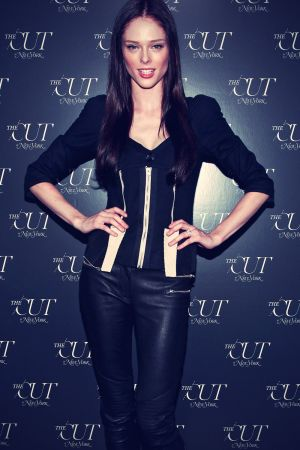 Coco Rocha at New York Magazine's The Cut: Launch Event