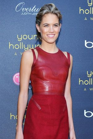 Cody Horn arrives at 2012 Young Hollywood Awards