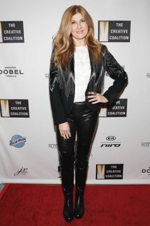 Connie Britton attends the Kia Supper Suite Hosts The Creative Coalition's Annual Spotlight Awards
