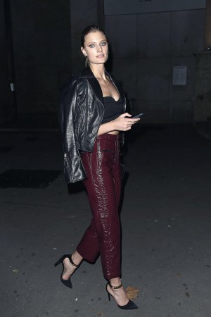 Constance Jablonski attends CR Fashion Book Launch Party