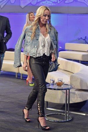Cora Schumacher attends Finale der Sat.1 TV Show 'Promi Big Brother'