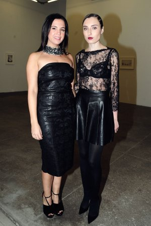 Courtney Daniels and Kristin Prim attend the Kristin Prim 'Close To You'