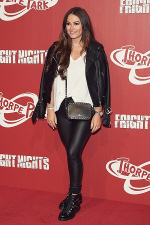 Courtney Green attends Fright Nights - VIP Launch Party