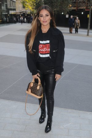 Courtney Green attends Vivis Launch Party