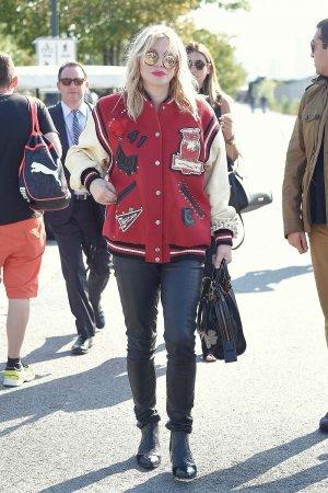 Courtney Love seen out in Manhattan